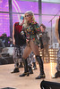 Ke$ha aka Kesha performing live on NBC's Toyota Thanksgiving Concert Series on the 'Today' show at Rockefeller Center New York City, USA
