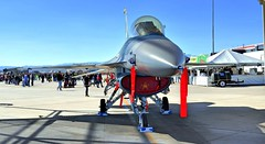 F16 FIGHTING FALCON (bluerain2012) Tags: lasvegas military f16 nellisafb   d3200 aviationnation2012 f16