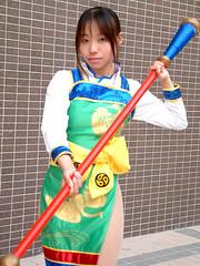 MiNe-S602_101-0274F (MiNe (sfmine79)) Tags: photo spring cosplay taiwan sunny   soulcalibur fancyfrontier fujifilmfinepixs602 comicworldtaiwan