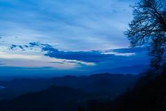 Tramonto in mont di Prt (miky199 ) Tags: sunshine tramonto monte venezia mont giulia friuli fril prt