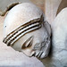 Dying Warrior, East Pediment