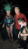 Denise Welch, son Louis Healy and Lincoln Townley The Denise Welch and Tim Healy Annual Charity Ball, held at EventCity Manchester