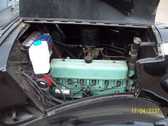 Vauxhall 14J engine (duncan millman) Tags: summer2012
