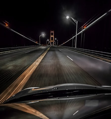 Nightime Passage (nixter) Tags: canon cool suspension uncool mackinacbridge mackinac cool2 fav10 cool5 cool3 cool6 cool4 cool7 5dmarkii uncool2 iceboxcool