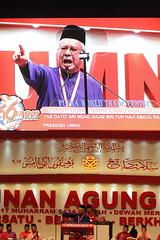 Perasmian Perhimpunan Agung UMNO 2012. (Najib Razak) Tags: prime pm minister 2012 perdana razak agung najib menteri umno perhimpunan perasmian najibrazak pau2012