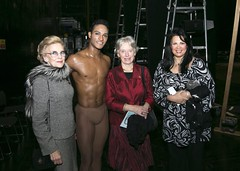 Family (A man in tights) Tags: ballet man male guy dancer backstage homme