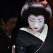 The geiko (geisha) Kofuku / 芸妓 小ふくさん / Kyoto, Japan