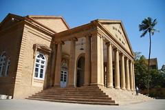 anee 024 (Simon Images) Tags: old pakistan simon buildings photography hall asia andrews library 1906 karachi the ghulam khalikdina hoosain
