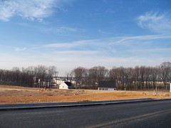 New home construction, in Clarksburg, Montgomery County, Maryland, USA. (sebypires) Tags: county houses usa house building home real coast major dc washington md construction estate metro suburban suburbia fast progress maryland moco ring east neighborhood growth developer area suburb montgomery growing outer build northern dmv rapid townhome development cutter metropolitan builder mcmansion suburbanization subdivision megalopolis urbanization townhomes rapidly boomtown booming cooke clarksburg mcmansions exurban urbanized exurb boswash boomburb suburbanized