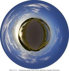 Planet No. 24 (sualk61) Tags: blue sky panorama lake canon germany bayern deutschland bavaria eos see abend licht flickr tripod gimp beautifullight himmel panoramas bluesky franconia diagonal fisheye planet stitching 5d canon5d polar blau damm franken stitched blauerhimmel circular myplanet landingstage zoomlens 180degrees abendstimmung hugin abendlicht canoneos5d eos5d brombachsee 380° polarpanorama canonef100mmf2usm canonfisheye polarpanoramas sualk61 canonlense canonef50mmf12lusm myplanets borderfx groserbrombachsee enderndorf nodaladapter igelsbachsee franconialakedistrict greatbrombachlake franconialakearea 815mm canonef815mmf4lfisheyeusm franconiasealand sphärischequirectangular circularanddiagonalfisheyezoom brombachseeurlaub2012 franconianlakedistrict