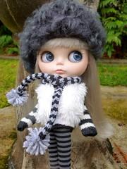 Blythe A Day ~Dec 4~ Hat