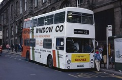 THM 516M: Groves, Sheffield (chucklebuster) Tags: red london north transport national western groves midland daimler fleetline metrocammell thm516m dms1516