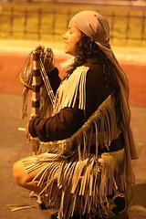 IMG_4686 (Charles J. Scanlon) Tags: dance dancers tribal guadalupe plazadearmas ciudadjuarez matachines ritualdance matachin zonacentro tricaldance