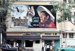 "Saigon 1965-66 - Jerry Lewis in ""The Ladies Man""  made in 1961. (manhhai) Tags: 1966 saigon 1965"