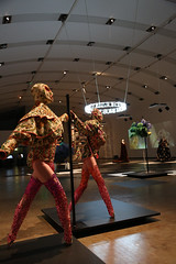 photoset: Kunsthalle Wien: Xtravaganza. Staging Leigh Bowery (19.10.2012 - 3.2.2013)