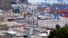 Abigarrado (Miradortigre) Tags: chile haven port puerto valparaiso pier muelle latinoamerica hafen pacifico