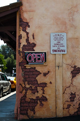 Placerville_California::OPEN (ed 37 ~~) Tags: california old usa buildings town open parking unitedstatesofamerica historic western placerville amerika oldhangtown