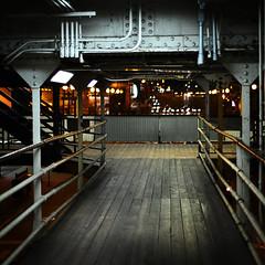 Randolph/Wabash (pantagrapher) Tags: chicago public night lowlight nikon downtown cta gbrearview loop transportation wabash randolph chicagoist d600