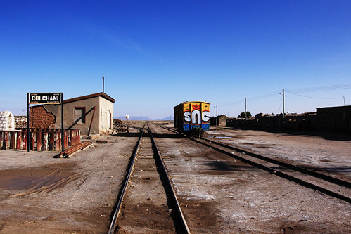 """Colchani Railyard • <a style=""""font-size:0.8em;"""" href=""""http://www.flickr.com/photos/65969414@N08/27877395293/"""" target=""""_blank"""">View on Flickr</a>"""