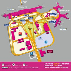 () Tags: orly paris france europe travel trip guide airport