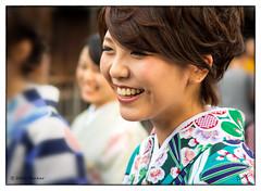 Gion (msankar4) Tags: gion geisha geiko hangyoku maiko kyoto memoir ochaya chaya teahouse sake kimono japan beauty silk kaisekiryri traditions ryotei msankar sankarraman sankarramanphotography inuyarai sudare noren