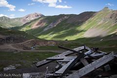 San Juan Mountains (ZachSheely) Tags: sanjuans san juan mountains colorado placer gulch picayune