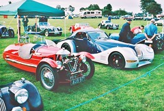 1937 Morgan Super Sports & Morgan Aero Coupe (hyde.davewilliams2) Tags: 1937 morgan supersports aerocoupe