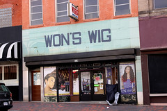 Won's Wig (jschumacher) Tags: virginia petersburg petersburgvirginia storefront vitrolite