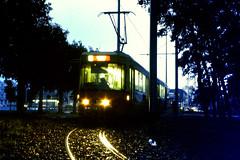 Slide 071-20 (Steve Guess) Tags: tram tramway streetcar strassenbahn strasenbahn  belgium belgique belgien belgi  flanders flandre flandern  nmvb sncv vicinal