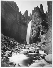 Tower Fall (YellowstoneNPS) Tags: jackson heritagemuseum gardiner mt usa