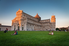 Der schiefe Turm von Pisa (Ralph Punkenhofer) Tags: leaning pisa schiefer toskana tower turm
