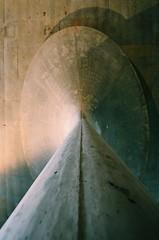 U5 Rotes Rathaus (Antiteilchen) Tags: startrek sule ussvoyager starship raumschiff rohbau beton u55 deutschland germany subway berlin ubahn u5stationrotesrathaus u5