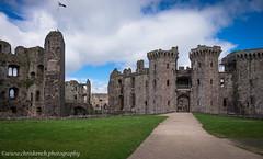 Raglan Castle (www.chriskench.photography) Tags: england travel 18135 xt1 adobe kenchie wwwchriskenchphotography fujifilm lightroom raglan wales unitedkingdom gb cymru history