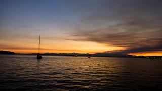 Seattle - Summer Sunset *** Explored 9/13/16 ***