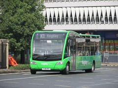 Keighley Bus Co 153 YJ16DVG Keighley Bus Stn on K1 (1280x960) (dearingbuspix) Tags: keighleydistrict transdevkeighleydistrict keighleybuscompany transdevkeighleybuscompany yj16dvg 153 transdev