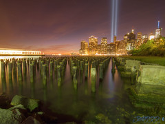 We Remember [Week 37, 2016] (Brian D' Rozario) Tags: brian19869 briandrozario nikon d7000 d7k 911 memorial lights september11 mourning longexposure hdr highdynamicrange usa unitedstatesofamerica nyc newyork urban city dusk 522016week37 giveusyourbestshot