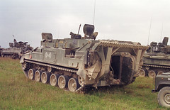 T.J. Neate Copyrighted Photograph (Neatescale) Tags: warrior warriormrv mrv recovery reme spta salisburyplain