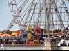 Big Wheel Little Wheel (deltrems) Tags: central pier blackpool lancashire fylde coast fairground ride big wheel little