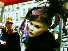 Models with a hat (JosDay) Tags: hoedenparade denhaag thehague langevoorhout flickrvogue flickrstar flickrheaven flickrexplore flickrstar2 flickrcreative flickraward flickrpro dragongold
