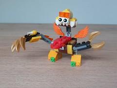 LEGO MIXELS LEWT TUNGSTER MIX or MURP? Instructions Lego 41568 Lego 41544 (Totobricks) Tags: legomixels lego mixels lewt tungster mix murp instructions series8 series5 pyrratz lixers lego41568 lego41544 41568 41544 howto build make totobricks
