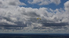 Epsilon2 (overflow50) Tags: paragliding paraglider canberra spring springhill sky clouds