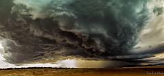 La Tormenta perfecta (juan luis olaeta) Tags: canon canoneos60d photoshop ligthroom photomerge panoramicas paisages landscape natura tormenta girona catalunya nubes cielos sky