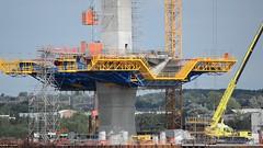 Mersey Gateway Project (Central Pylon) 7th September 2016 361 (Cassini2008) Tags: merseygatewayproject formtraveller rubricaengineering rubrica rivermersey bridgeconstruction
