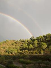 Arc_Sant_Marti-1 (Toni Lluch) Tags: olympuspenep5 panasonic14mm25 paisatge landscape arcoiris porrera arcdesantmartí rainbow