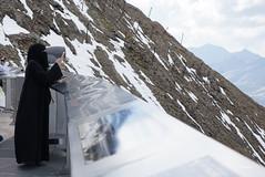 DSC0435901 (Christa Oppenheimer) Tags: berge zellamsee kitzsteinhorn gletscher burka niqab gleitschirmflug wolken boote gipfel wasserspiele schmittenhhe