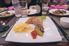 Chicken Drumstick (reubenteo) Tags: northkorea dprk food lunch dinner steamboat kimjongun kimjongil kimilsung korea asia delicacies