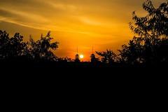 14291660_1291170550916318_7831103199785590533_n (artrkaffai) Tags: sunset orange beauty landscap nikon d3100 f71 hungary budapest