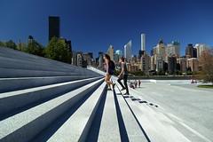 Climbing Steps (Four Freedoms Park/NYC) (chedpics) Tags: newyork rooseveltisland fourfreedomspark