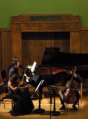 Callaghan Trio (amelia.seddon) Tags: conwayhall classicalmusic simoncallaghan piano cello trio violin concerts london music