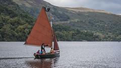 Pirates (warth man) Tags: d750 nikon70300mmvr pirates glenriddingsailingcentre ullswater englishlakedistrict fun sailing traditionalboats boats